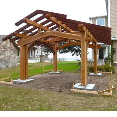 outdoor kitchen pavilion designs unusual – laveton